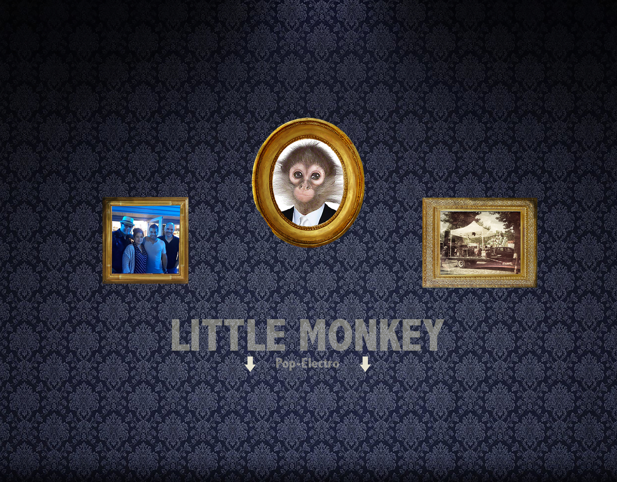 Little Monkey official